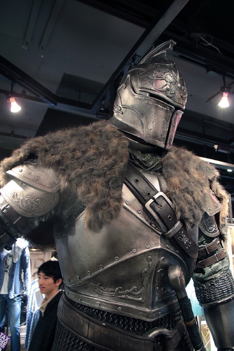 Dark Souls III Comes to a Tokyo Shopping Mall
