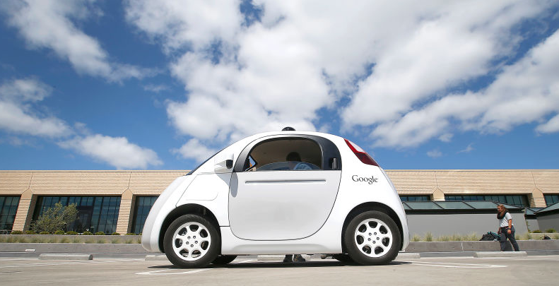 All The News You Missed Over The Weekend: Self-Driving Cars Without Steering Wheels