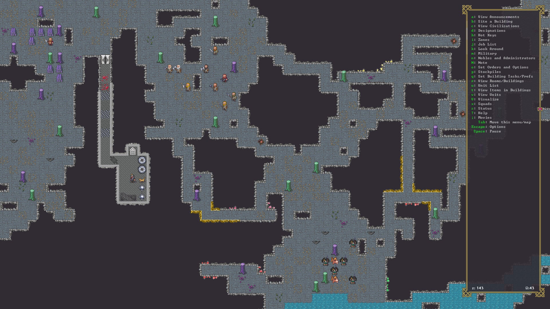 Dwarf Fortress Creator's Favourite Bug Questions The Nature Of God