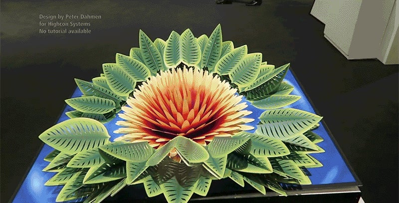 How Are These Masterfully-Engineered Pop-Up Books Even Possible?