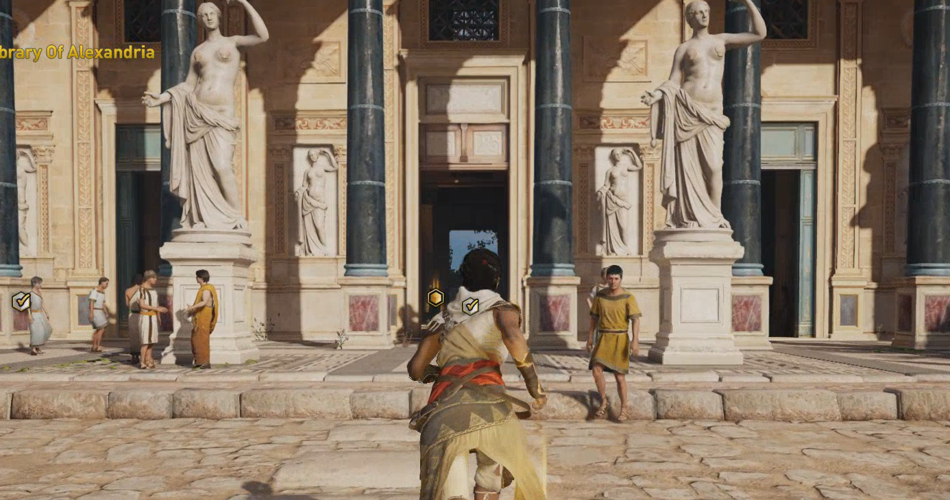 Assassins Creed Origins Entdeckungstour: Launch Trailer