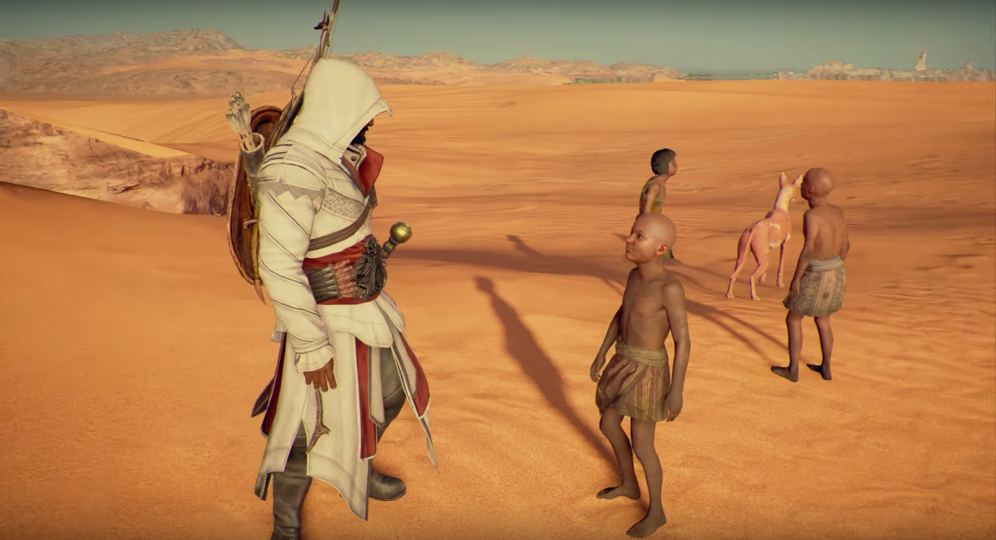 I Refuse To Stop Playing Assassin's Creed Origins