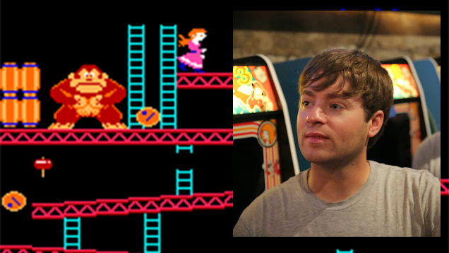 A New World Record Ends Hank Chien's Reign As Donkey Kong Champion