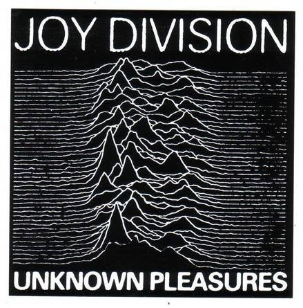 The Origin of Joy Division's Most Famous Album Cover, Finally Revealed