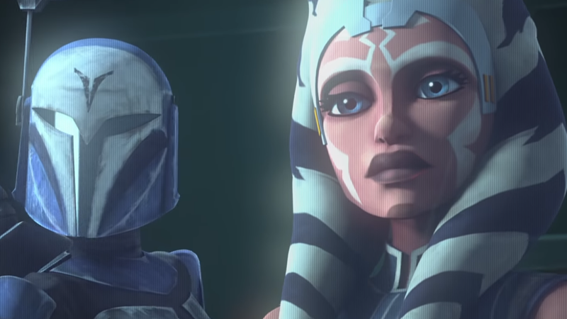 Everything We Know About The Untold Stories Of The Clone Wars