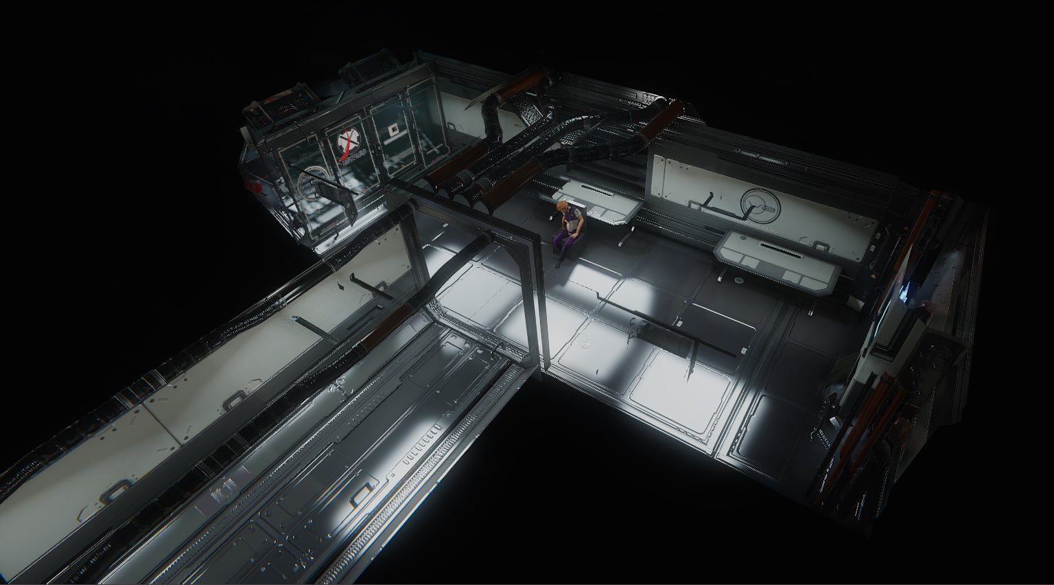 An Artist Is Faithfully Recreating System Shock 2's Greatest Scene