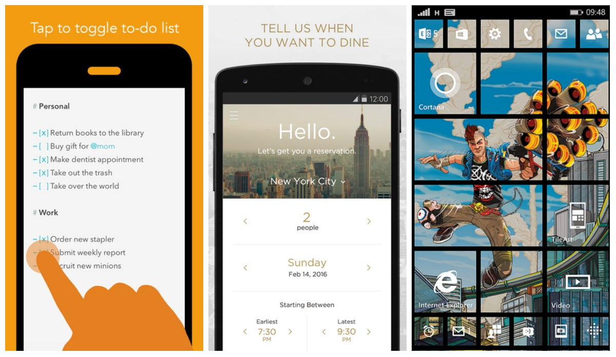 Phone Windows Phone Android Ios our favourite android ios and windows phone apps of the week week
