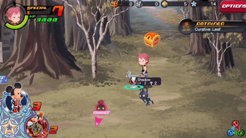 Unchained χ Is A Pleasant Little Slice Of Kingdom Hearts