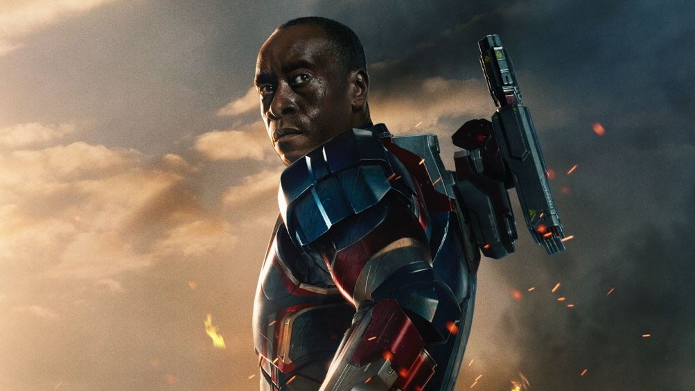 At One Point, Marvel Was Seriously Considering Making A War Machine Movie