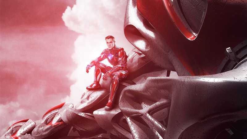 'Power Rangers' Character Posters Want You To