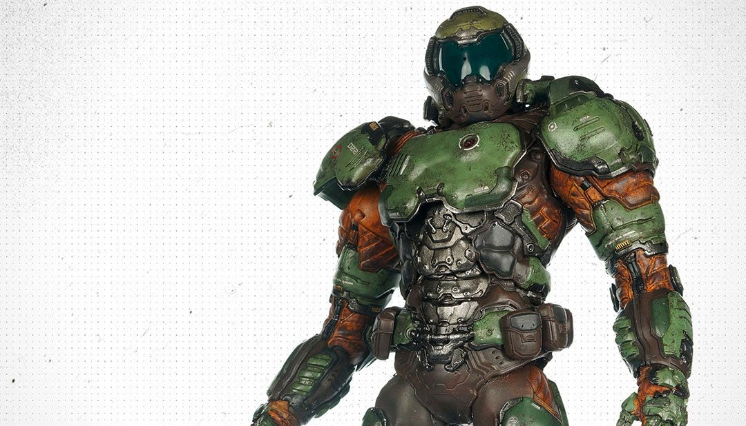 Look At This $340 Doom Action Figure