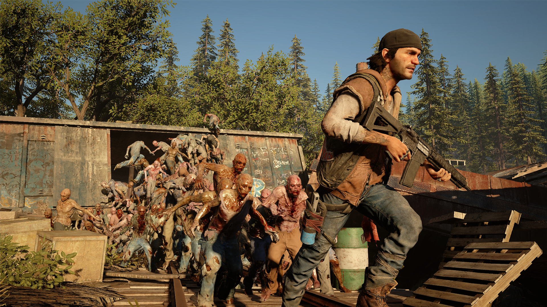 PS4 Exclusive Days Gone Delayed Again, Now To April