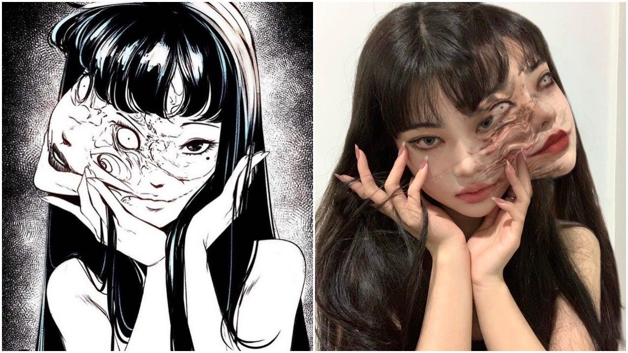 Junji Ito Manga Continues To Inspire Freaky Cosplay