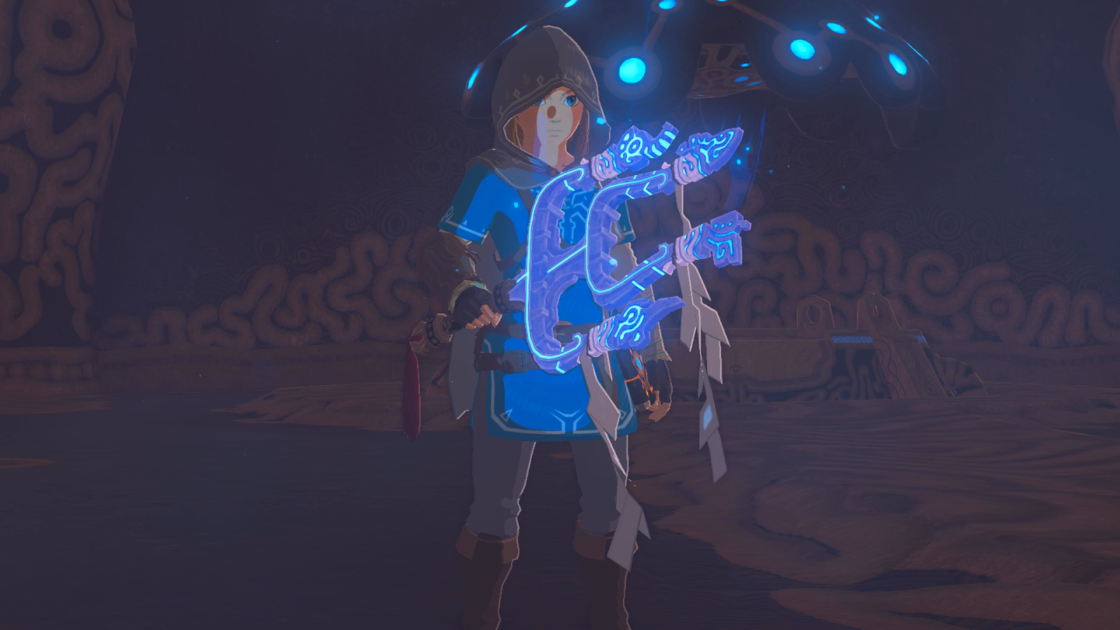 The Champions' Ballad DLC to release tonight for Breath of the Wild
