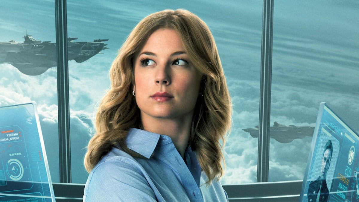 We Should Have Seen Sharon Carter on Agents Of SHIELD
