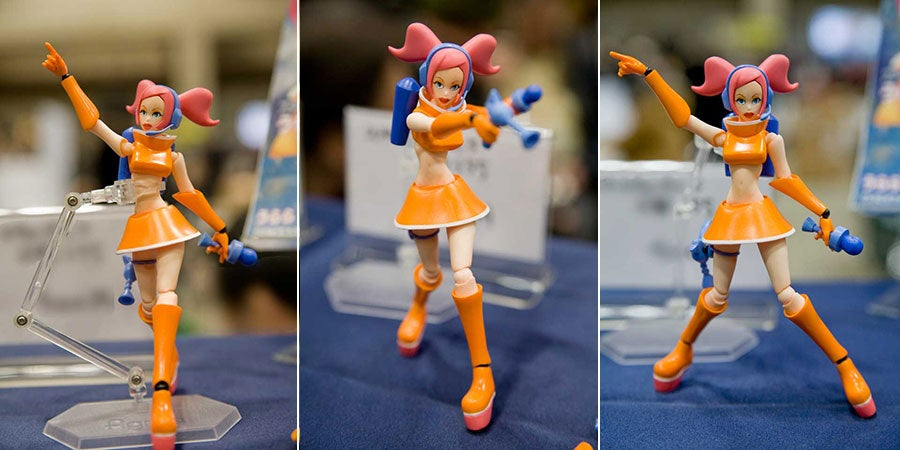 Because The World Needs More Dreamcast Action Figures
