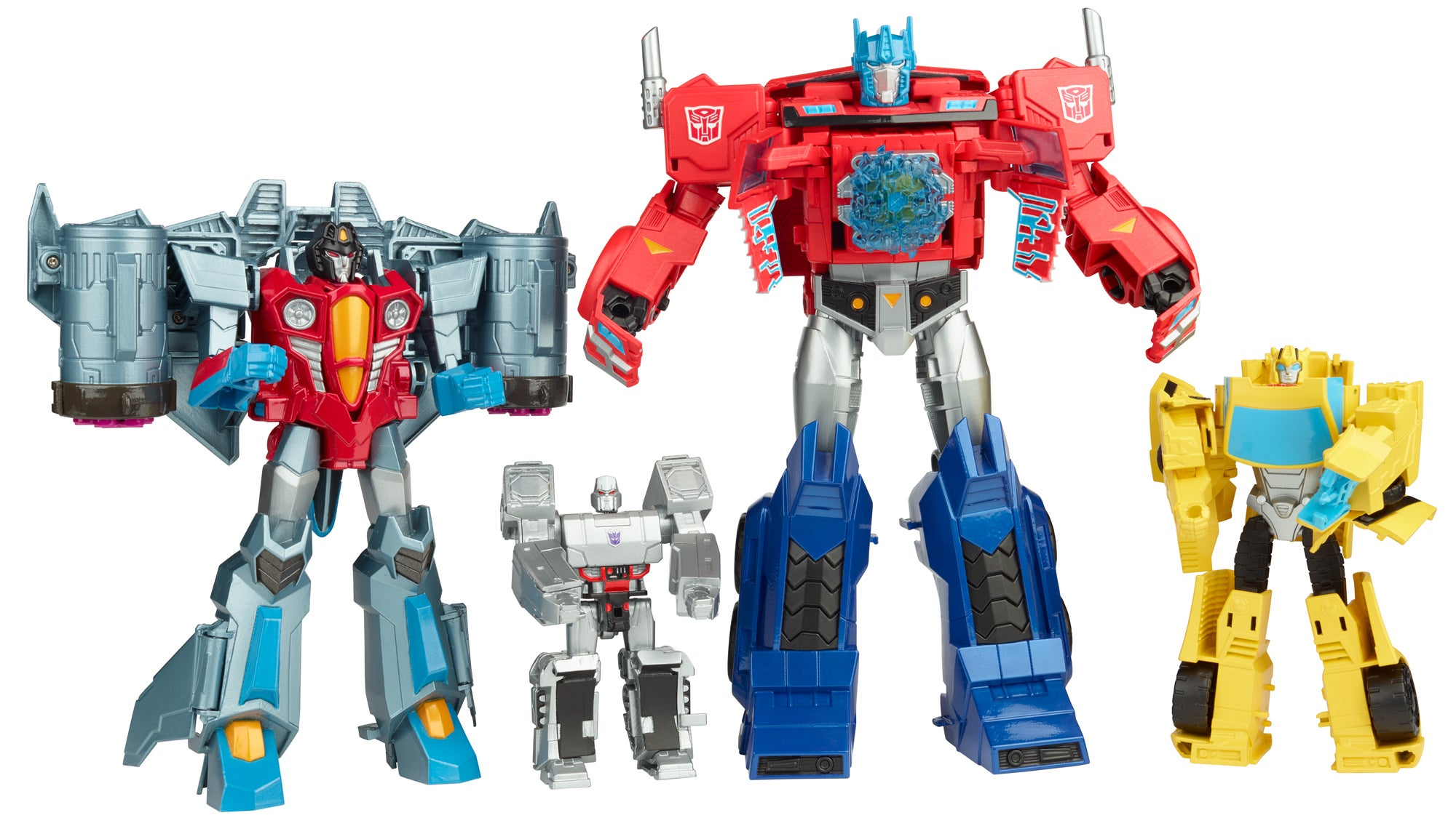 These New Transformers Cyberverse Figures Are Fantastic Callbacks To The Original '80s Toys
