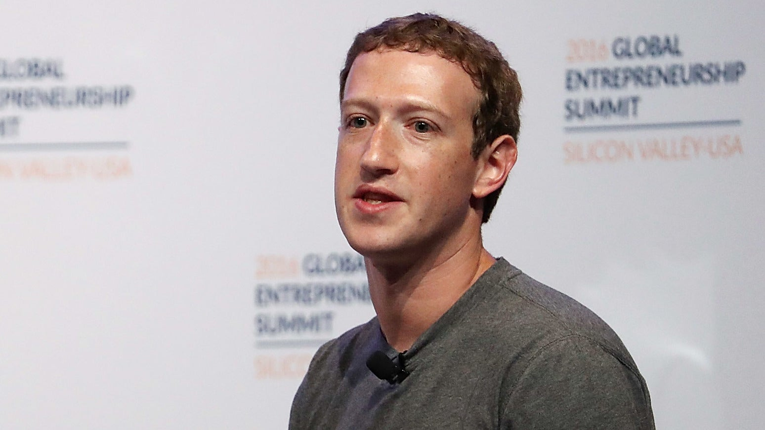 Actually, Mark Zuckerberg Is Glad You're Using Facebook Less