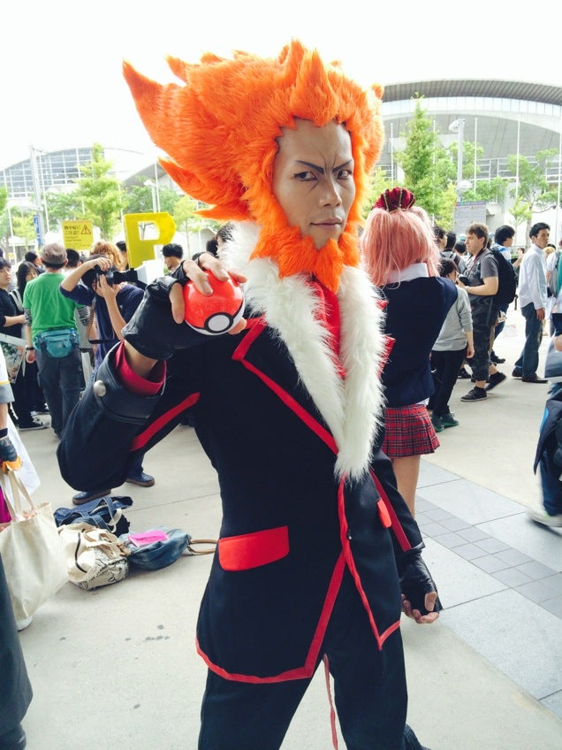Some of the Tokyo Game Show's Best Cosplay