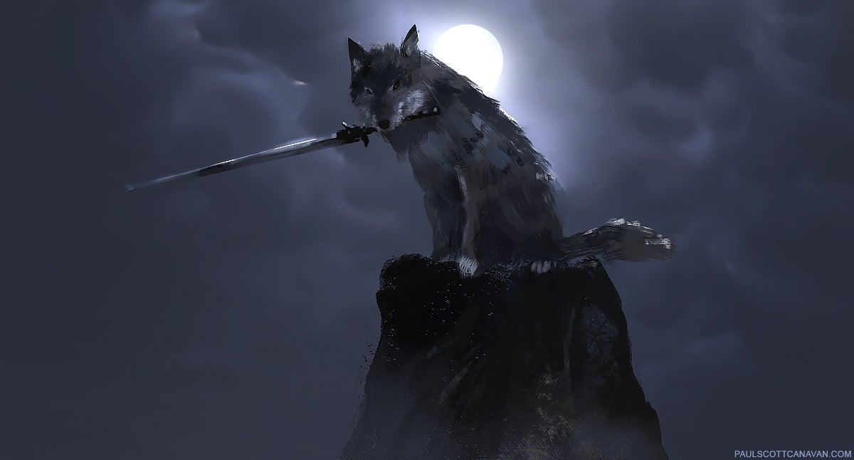 Demonic Puppy Needs To Be A Boss In Dark Souls III