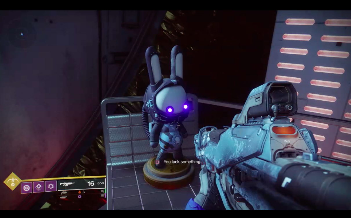 Someone Please Figure Out What All These Weird Destiny 2 Rabbits Are For