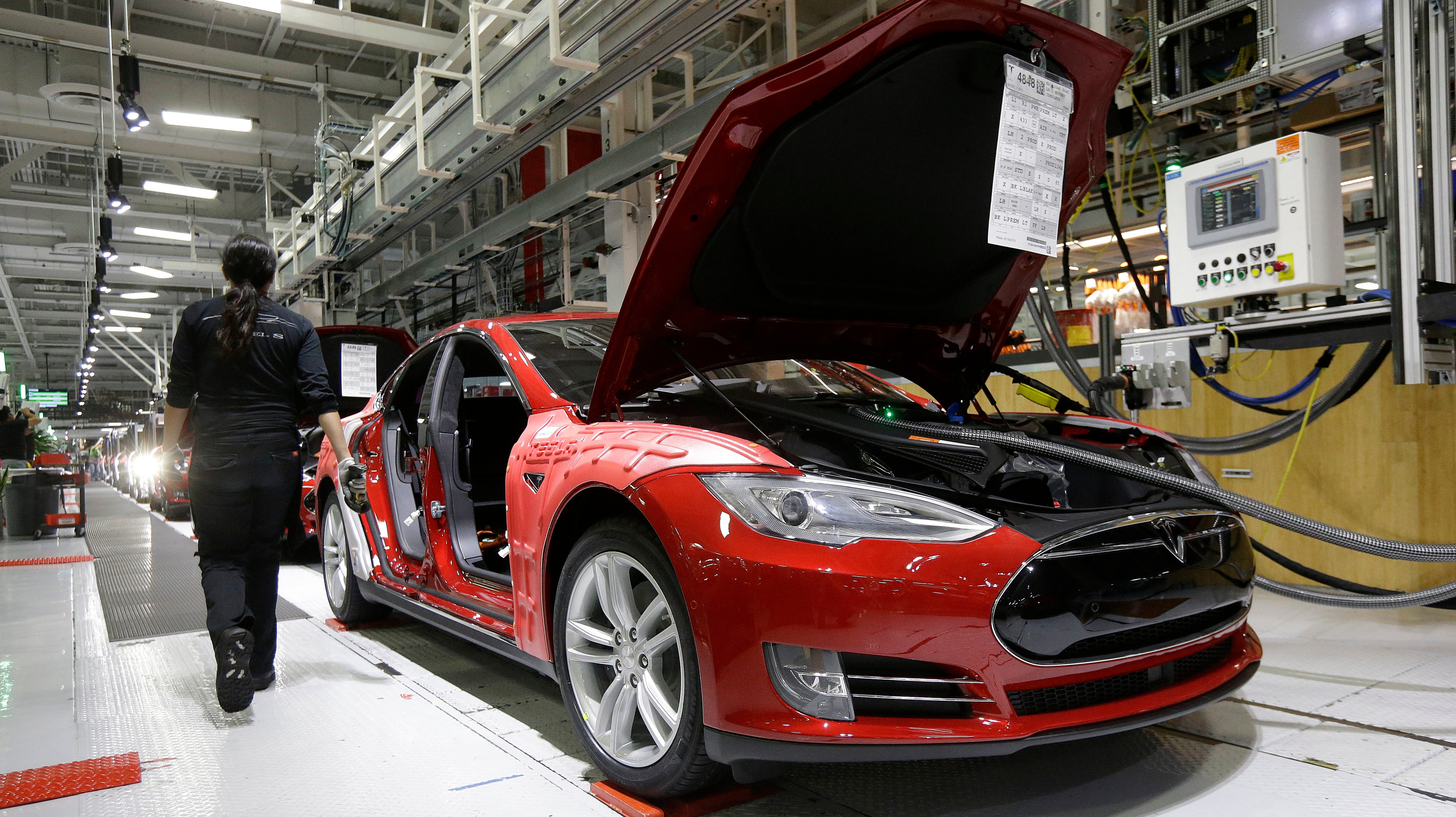 Tesla Employee Claims It's Still Preventing Union Organising