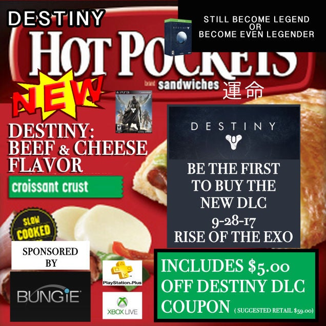 Kotaku 'Shop Contest: Hot Pockets: The Winners!