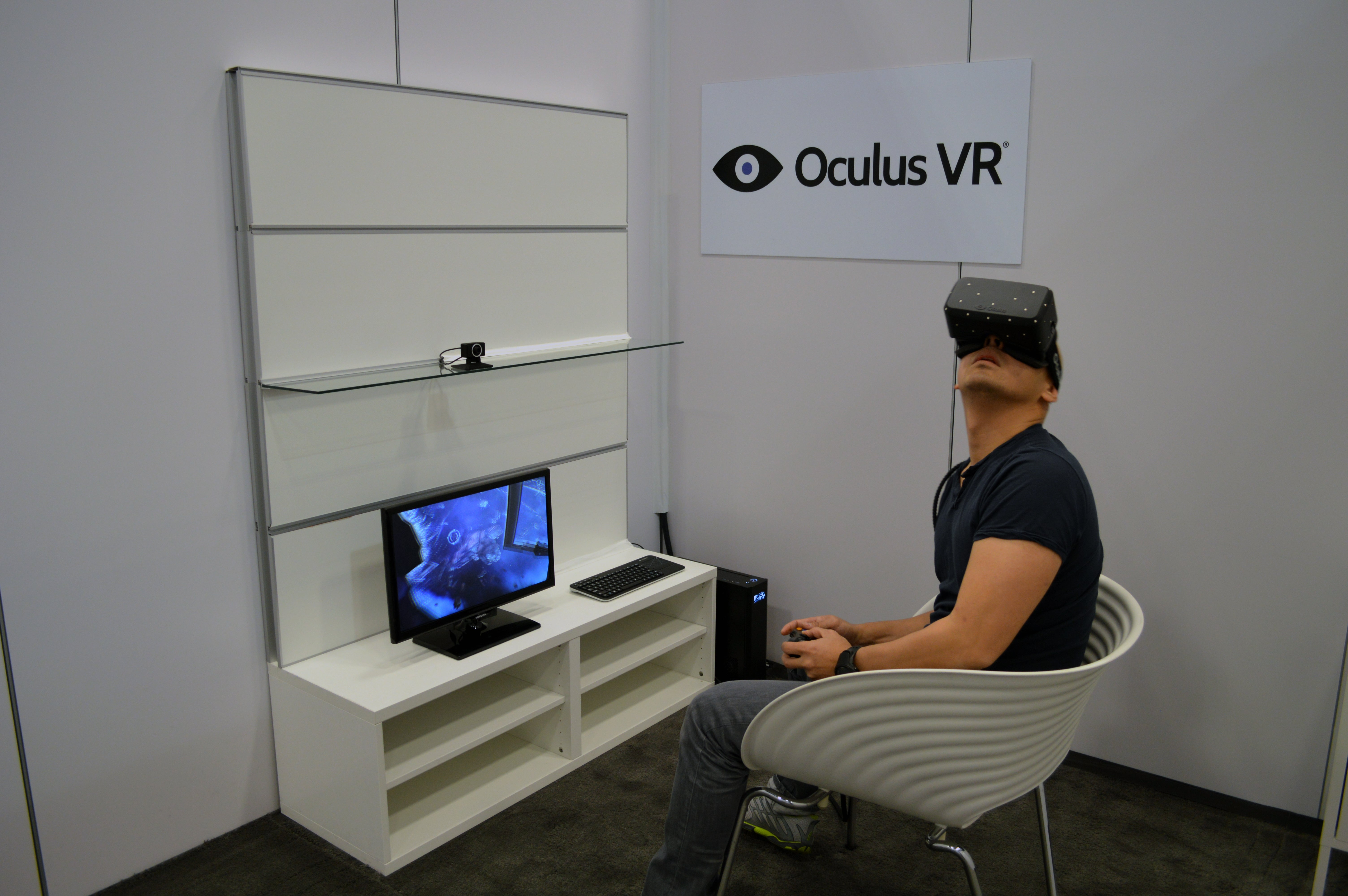 The Prophet of Virtual Reality
