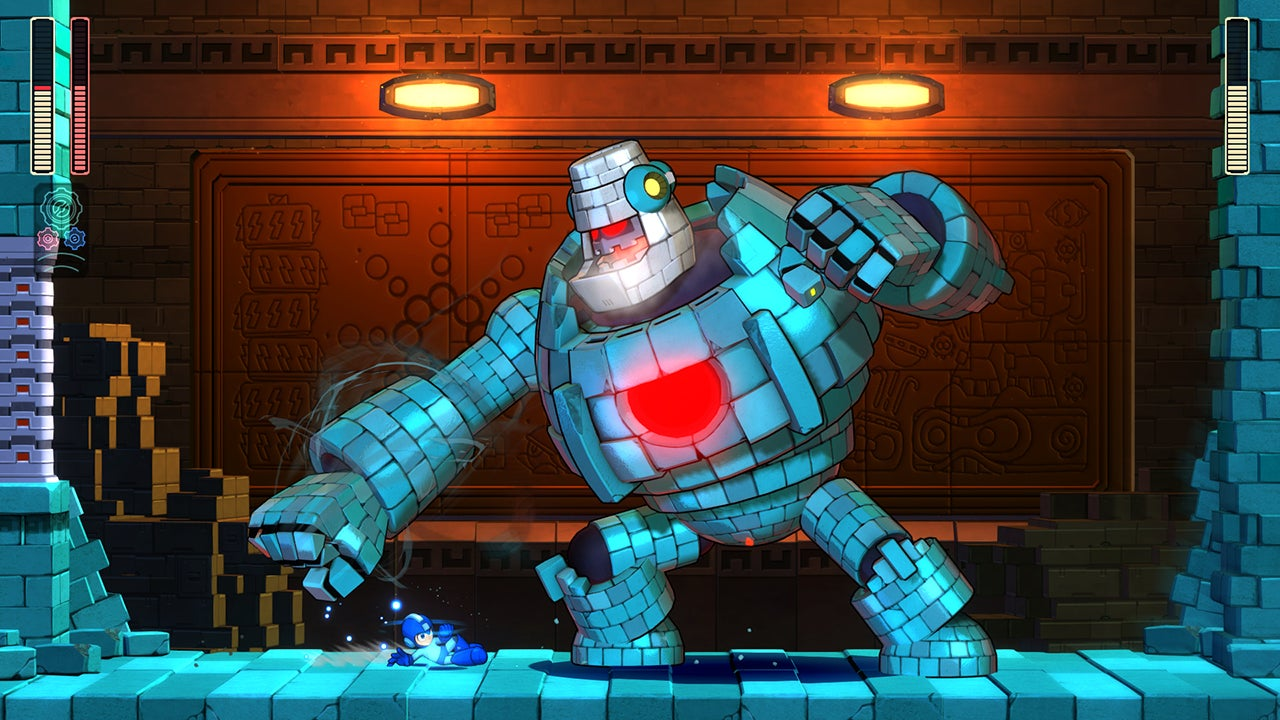 Mega Man 11Is Exactly What I Hoped It Would Be
