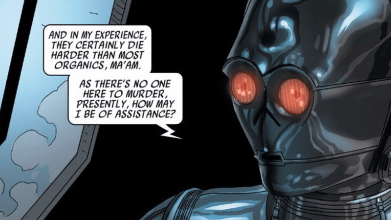 The 7 Most Terrifying (Yet Weirdly Loveable) Droids in the Star Wars Galaxy