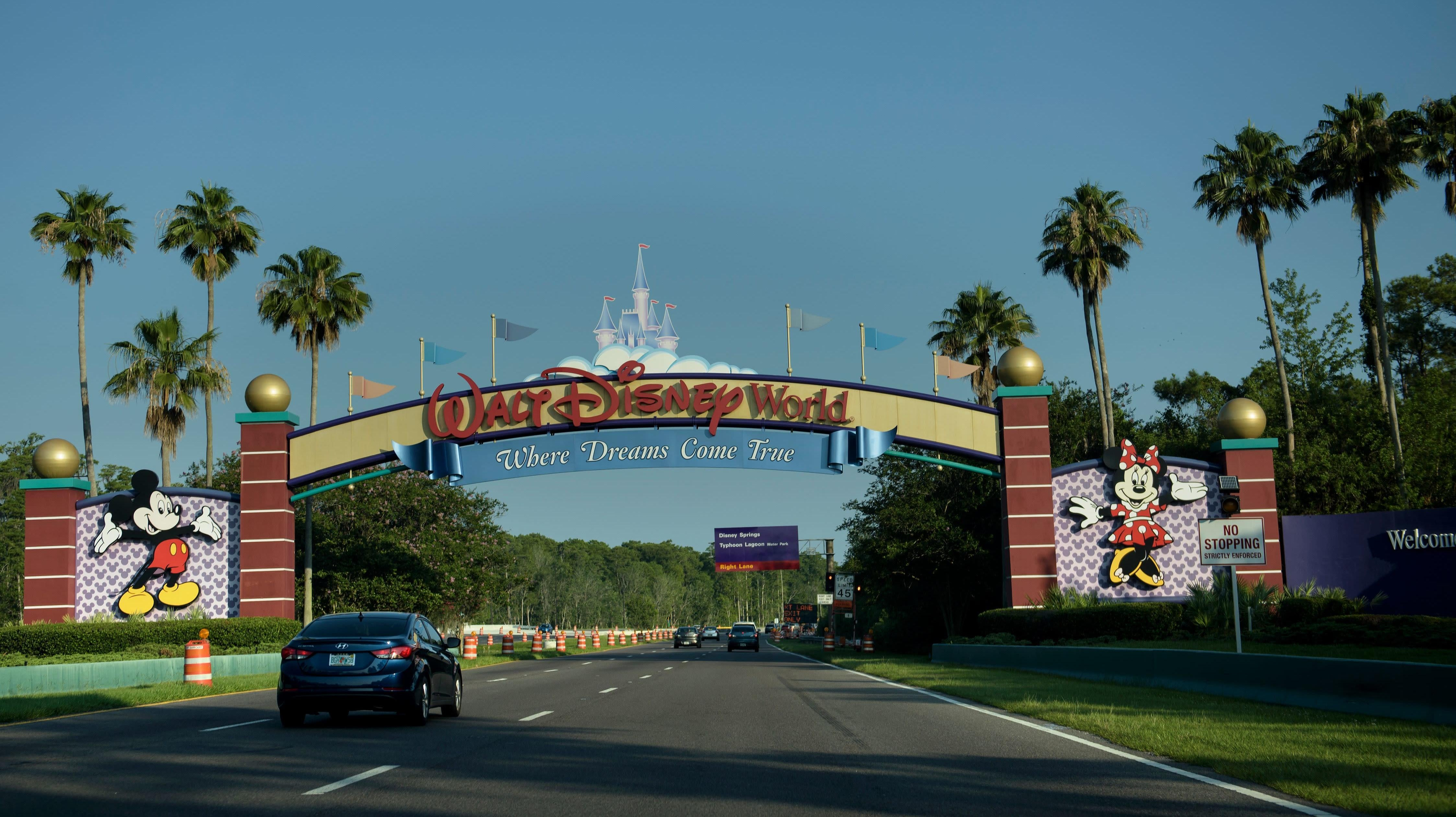 Florida Man Arrested After Trying To Quarantine On Disney's Discovery Island