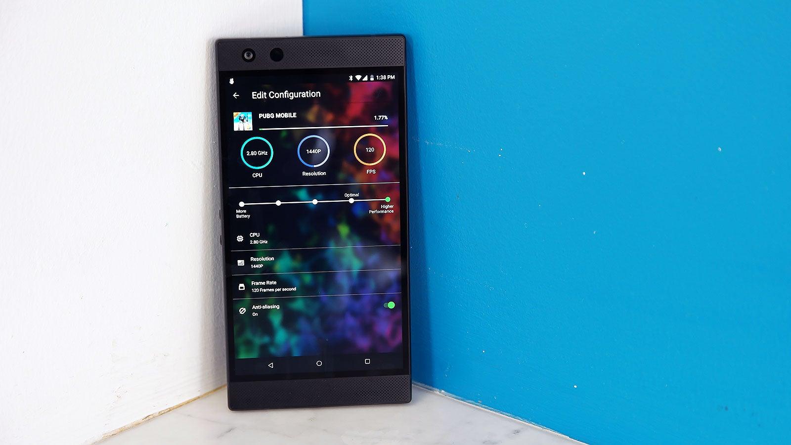 Razer Built The Phone Gamers Deserve (It Has RGB Lights