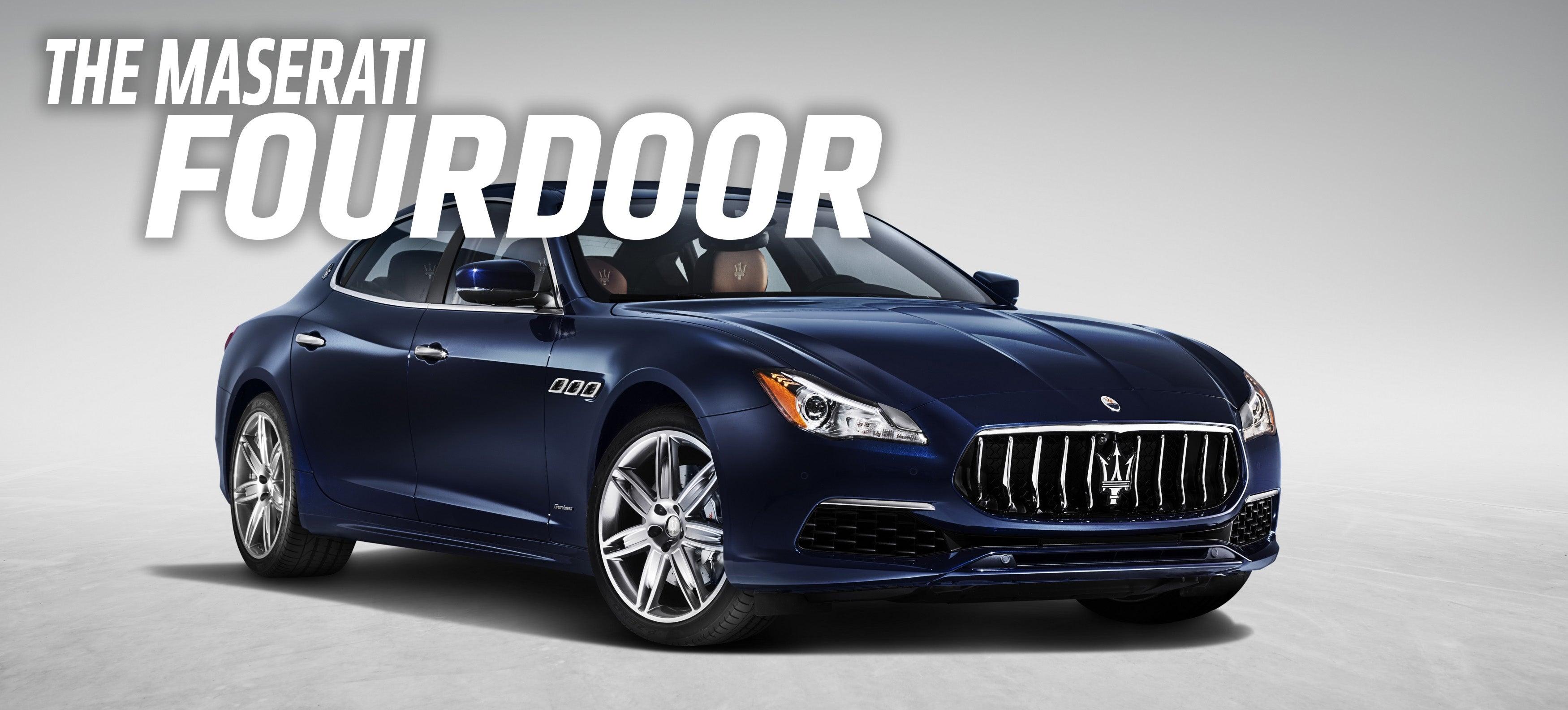 If Italian Cars Had English Names Instead