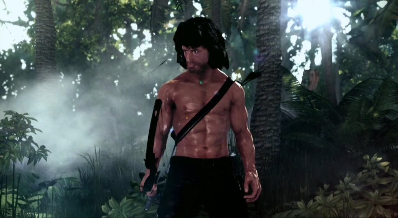 Why It Took Two Years To Finish Making DLC For A Rambo Game Nobody Liked