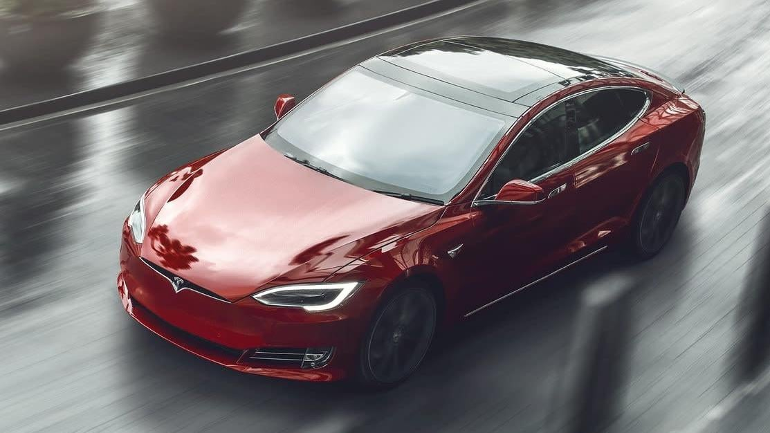 Elon Musk Claims Tesla Model S Sets New Record At Laguna Seca, Which Is Not The Nürburgring