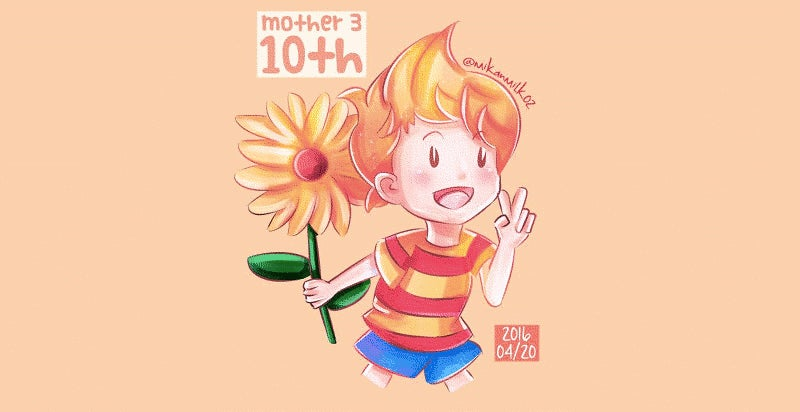 Mother 3 Is Ten Years Old Today and Is Still Japan-Only