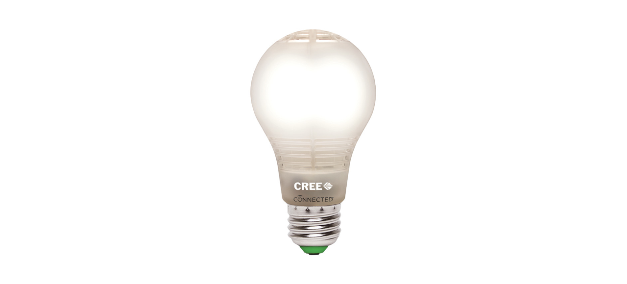 Cree's Cheap New Smart Bulb Is a Long-Lasting LED Dream