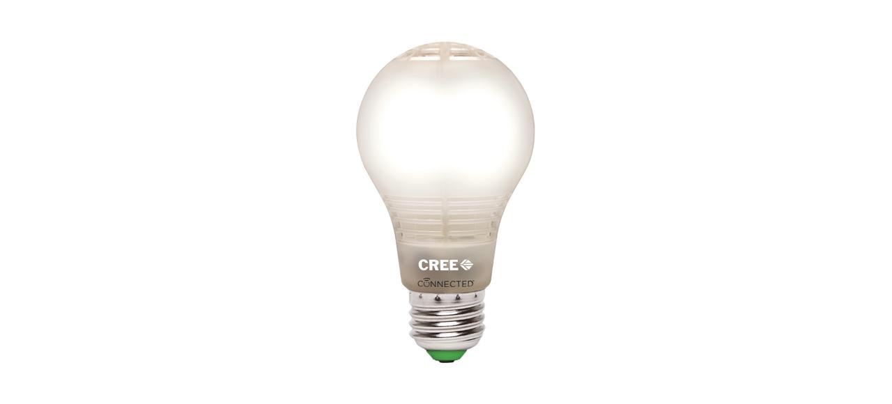 Cree's Cheap New Smart Bulb Is A Long-Lasting LED Dream