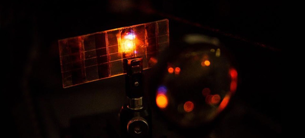 New Light-Emitting Solar Cells Could Be Used as Smartphone Displays