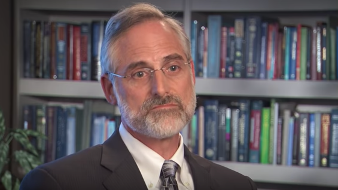 Doctor Who Championed Opioids For Years Flips On Pharma Ghouls To Save His Own Arse