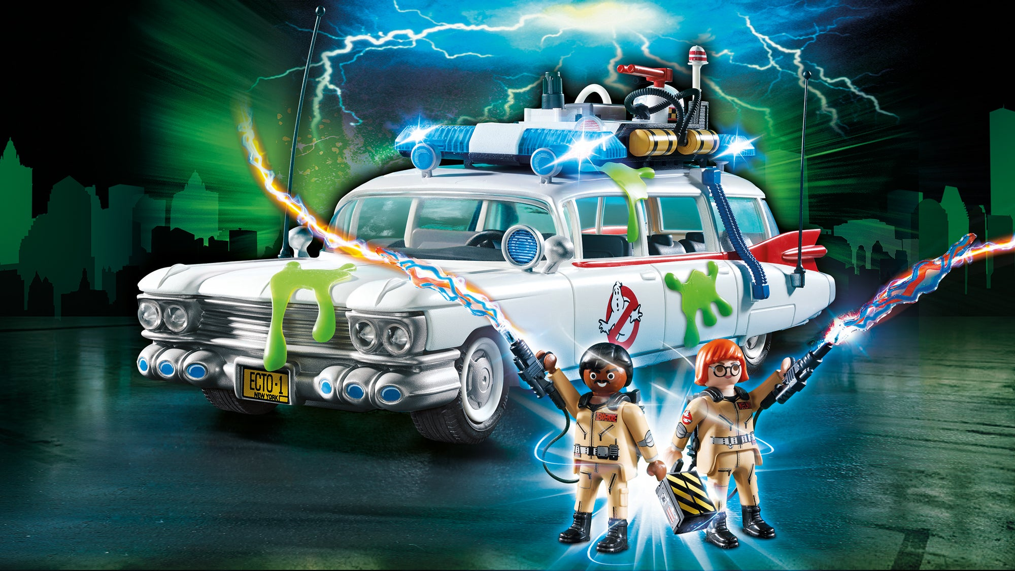 Playmobil's New Ghostbusters Toys Are So Great You'll Wish You Had A Childhood Do-Over