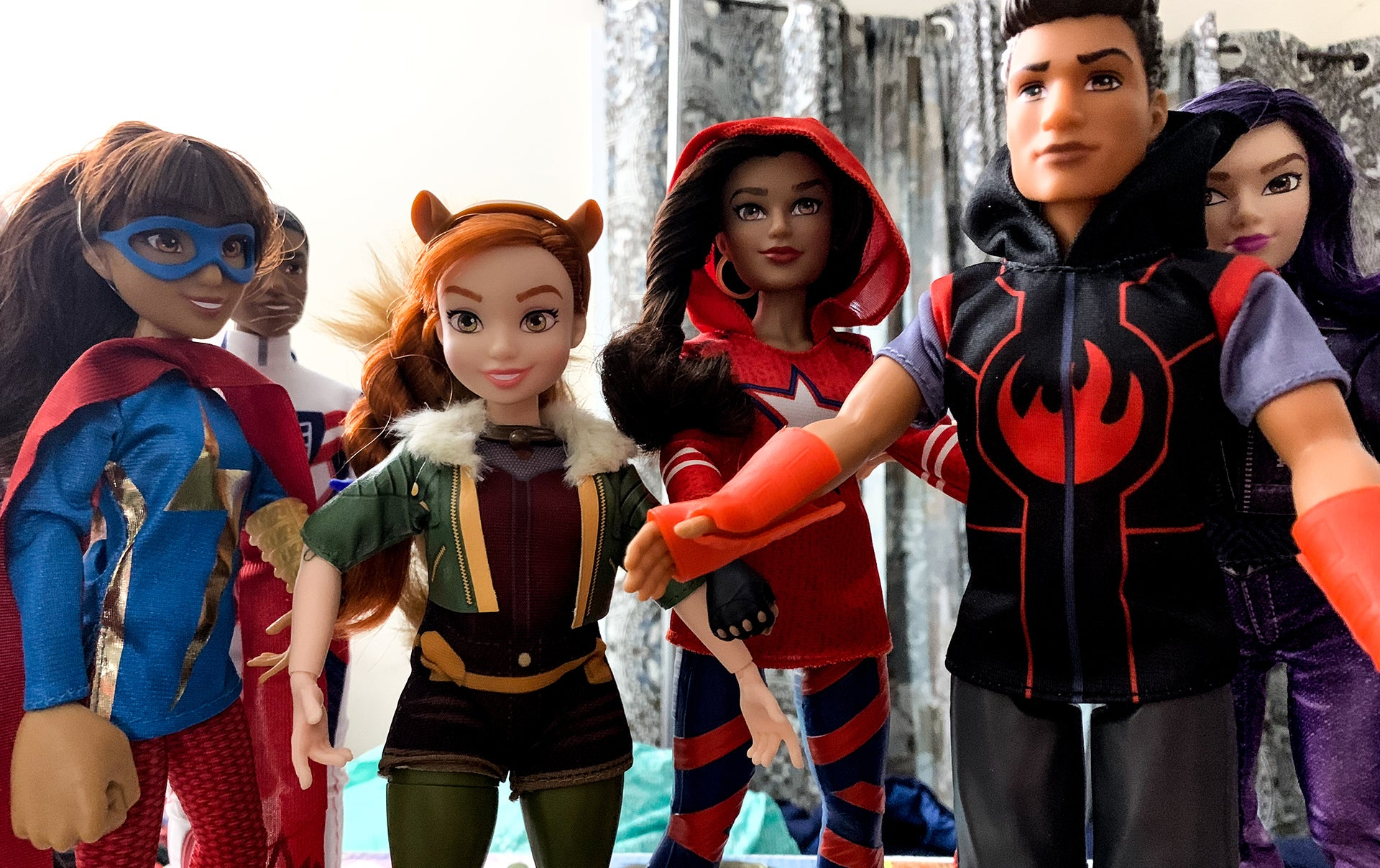 Secret Warriors Dolls Bring Marvel Characters To A New Audience