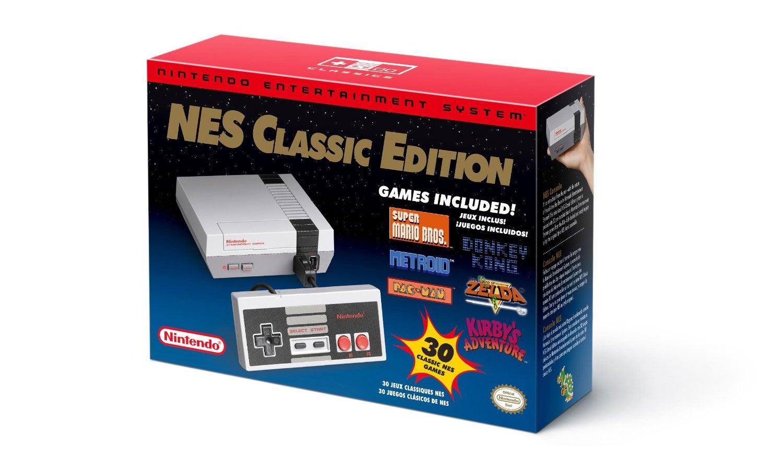 Nintendo Bringing Back The NES Classic In 2018