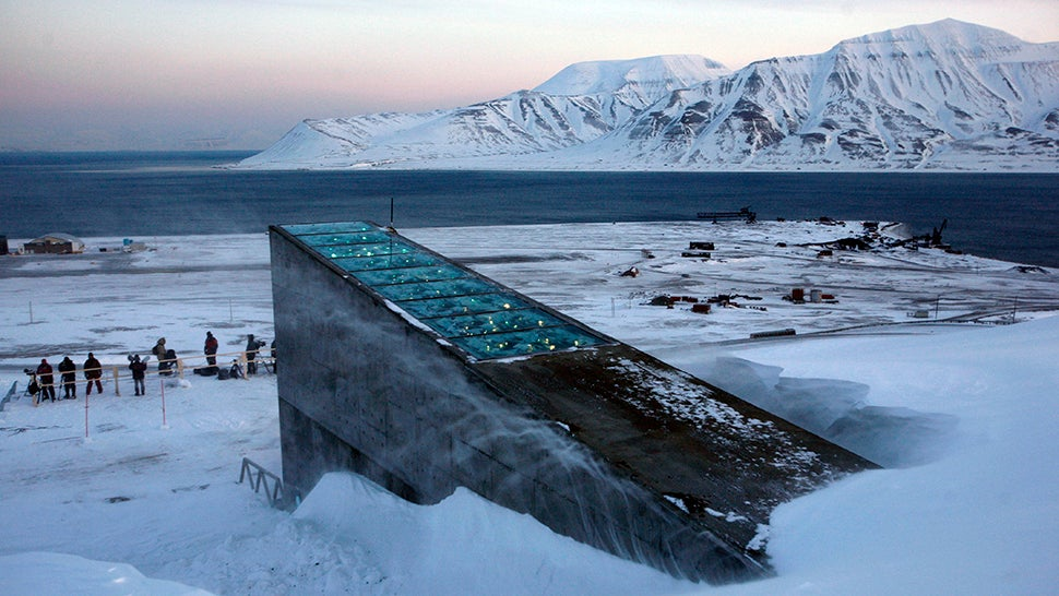 Norway Gets A Second Doomsday Vault That Stores Data