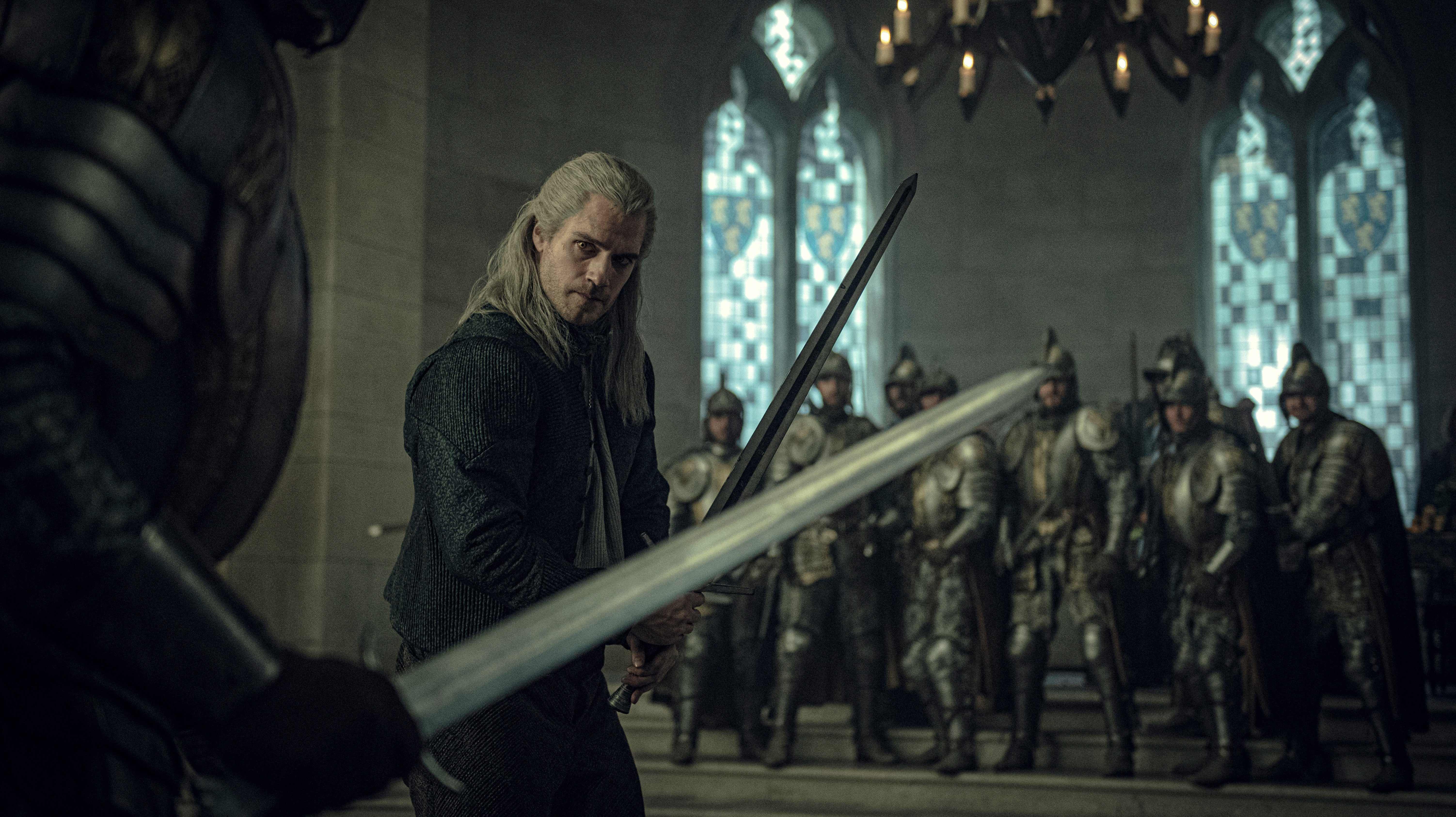 Here's Why Henry Cavill Talks That Way In The Witcher