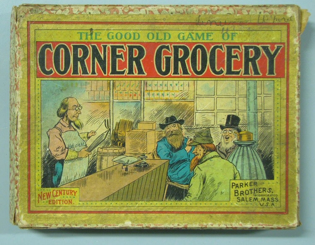 Board Games Have Always Been Great at Teaching Americans To Buy More Stuff