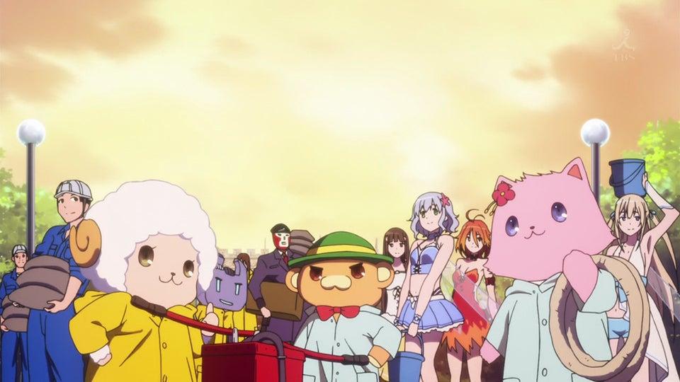 Few Anime are as Fun as Amagi Brilliant Park