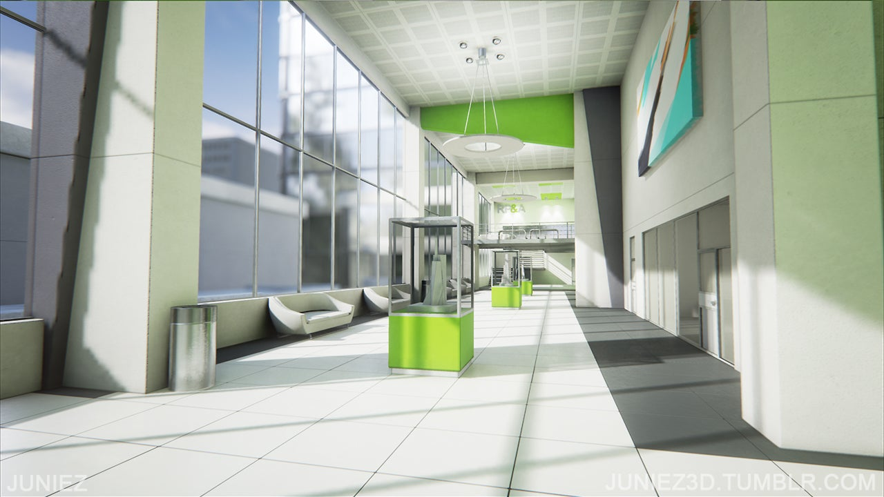 Let's Hope Mirror's Edge 2 Looks This Good