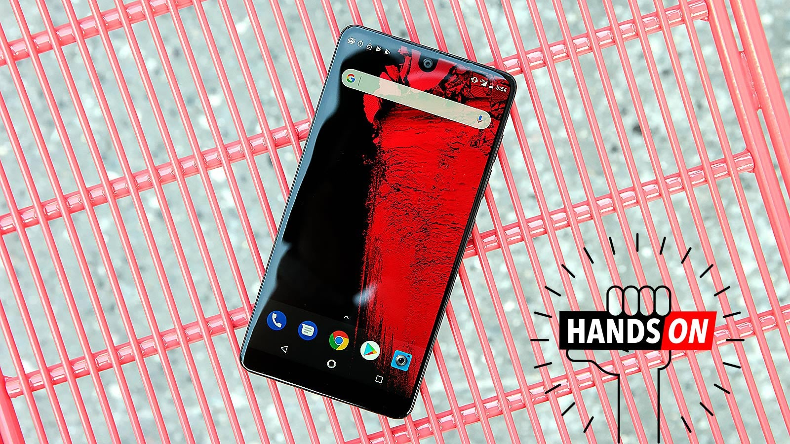 The Essential Phone: Gizmodo Hands-On