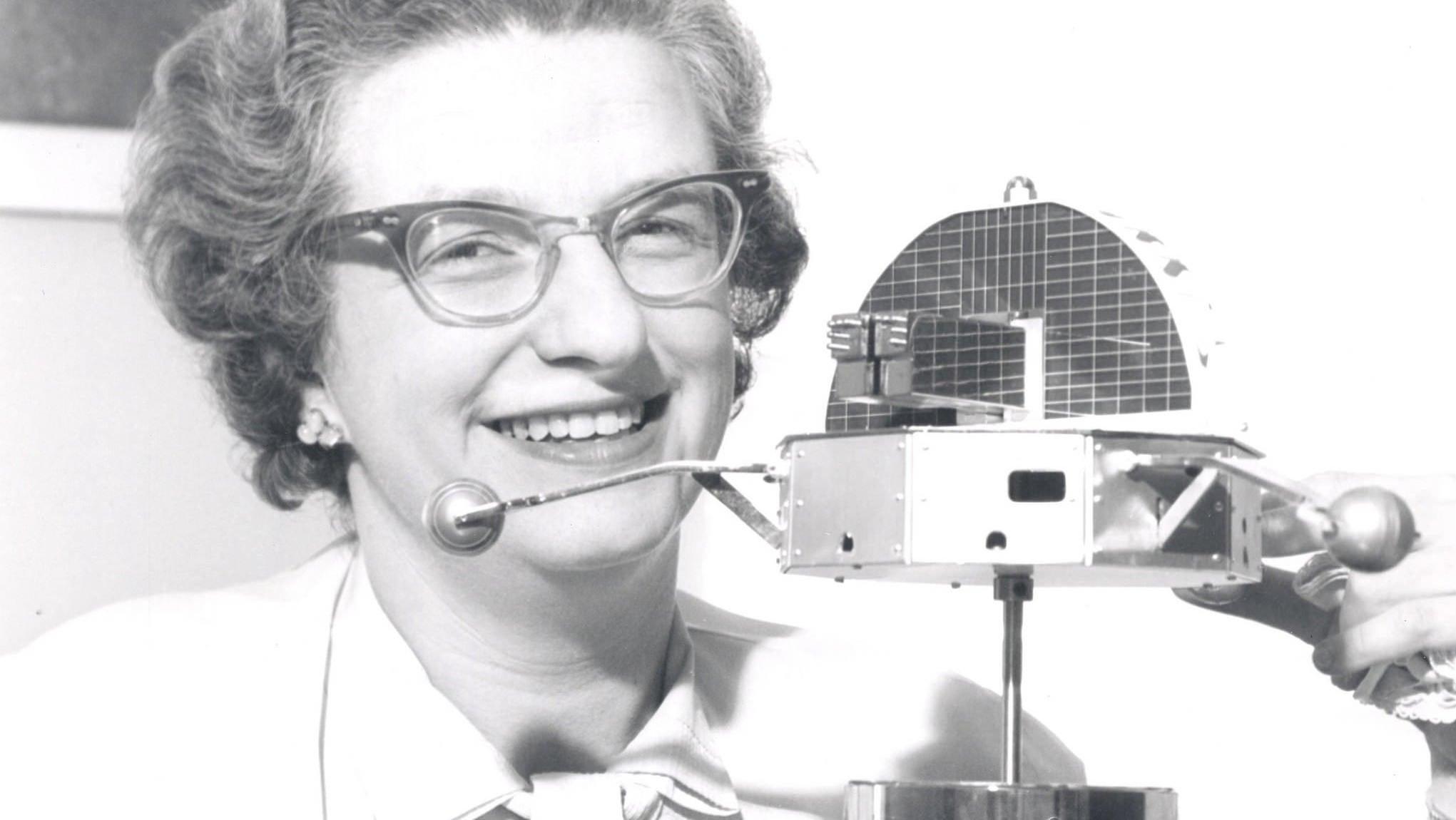 """""""Mother Of Hubble"""" Nancy Grace RomanDies At 93"""